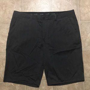 Travis Mathew Golf Shorts Black Size 38